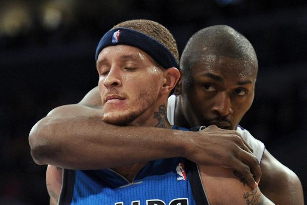 Delonte West Fined $25,000 for Giving Gordon Hayward Wet Willy