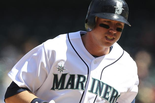 Justin Smoak: At What Point Is He Finally Labeled a Huge Bust?