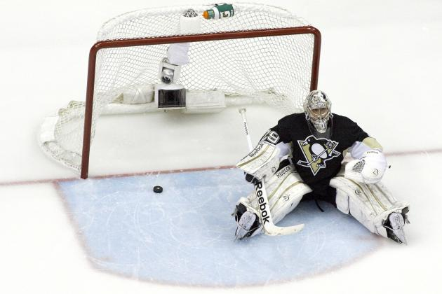 Marc-Andre Fleury Is the Main Reason for Pittsburgh Penguins' Struggles