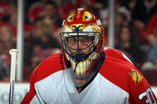 2012 Stanley Cup Playoffs: Clemmensen Comes  Through for Florida Panthers