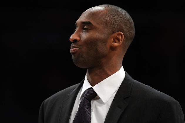 Kobe Bryant on NHL Kiss Cam Reminds Us…NBAers Are Just Like Us