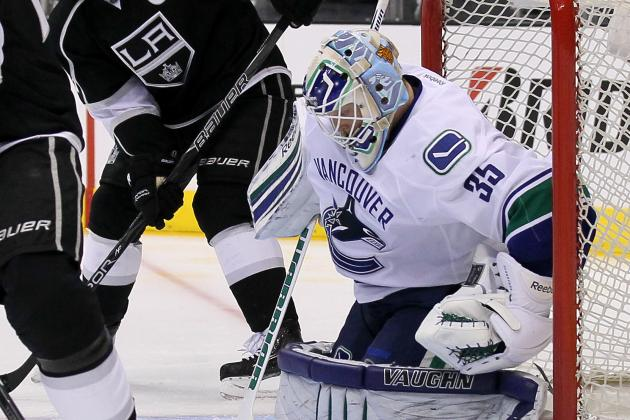 Vancouver Canucks: Is Cory Schneider the Goaltender of the Future?