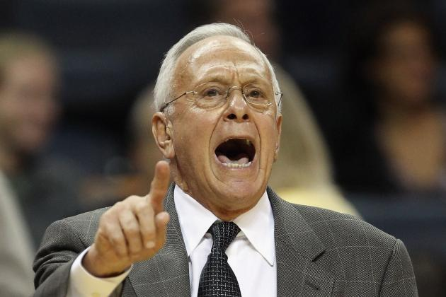 Larry Brown Says SMU Hasn't Offered Head Coach Position
