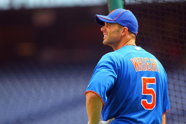 Is David Wright's Time Coming to an End in New York?