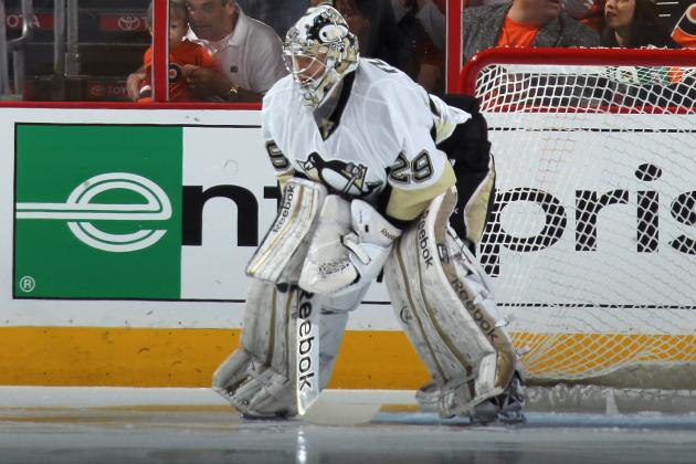NHL Playoffs: Who Will and Who Should Start in Net for the Pittsburgh Penguins