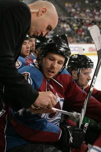 Avalanche Assistant Coach Sylvain Lefebvre Could Leave Team