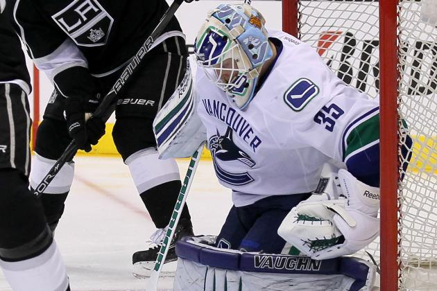 NHL Playoffs 2012: Who Will and Who Should Start in Net for the Canucks