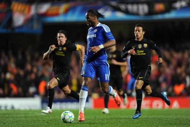 Memorable Moments in Chelsea's 1-0 Champions League Victory over Barcelona