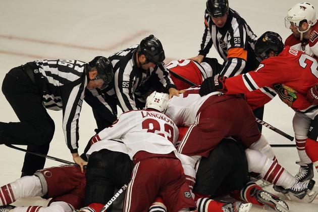 Are NHL Referees More to Blame Than Brendan Shanahan?