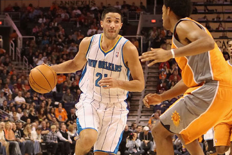 New Orleans Hornets' Greivis Vasquez Sneaks into Viability