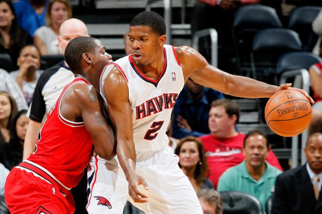 Atlanta Hawks 2011-12: An Objective Piece And Comparison to the NBA East's Elite