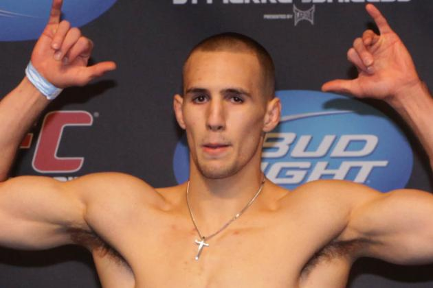 UFC 145: Is Rory MacDonald the Next Georges St-Pierre?