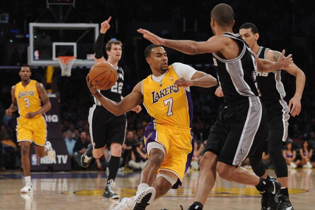 L.A. Lakers: Can Sessions' Offense Save the Lakers from His Fisher-Like Defense?