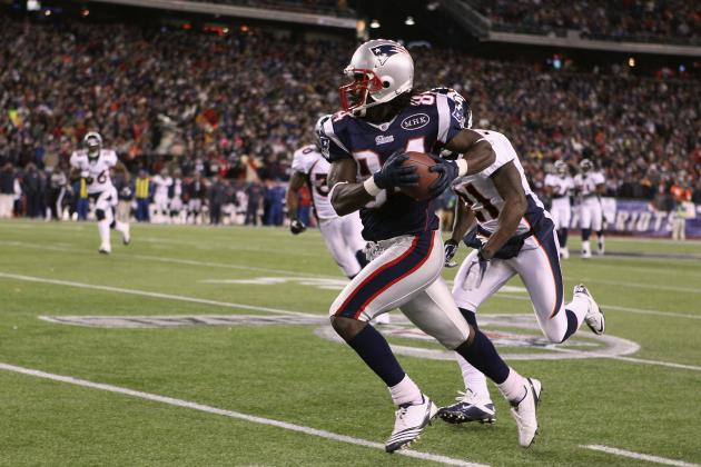 2012 NFL Draft: What Do the New England Patriots Look for in Wide Receivers?