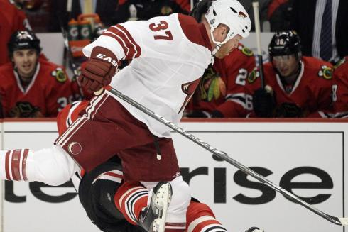 Raffi Torres Suspension: NHL Needs to Make an Example out of Coyotes Winger