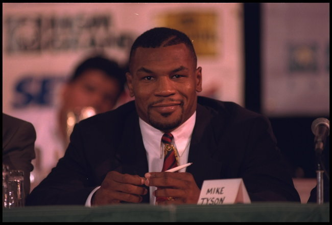 mike tyson troubles essay