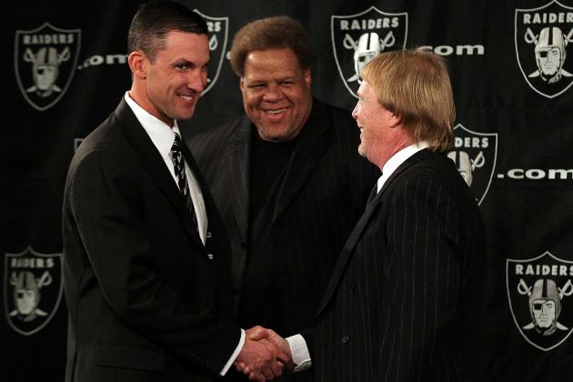 2012 NFL Schedule: Tough Early Schedule Will Doom Oakland Raiders