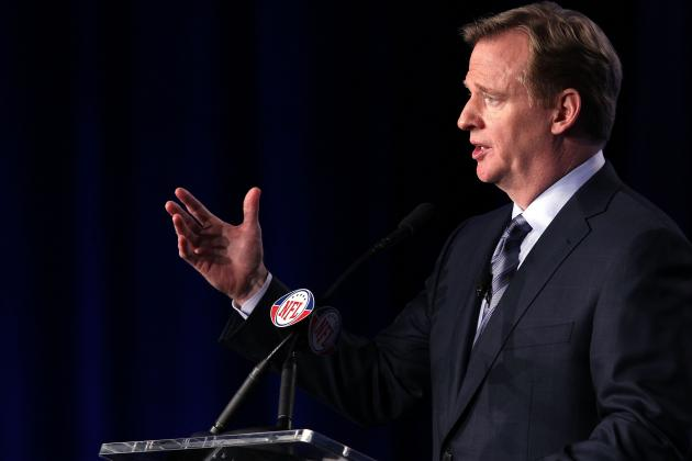 Why the NFL Can't Survive with Roger Goodell as Judge, Jury and Executioner
