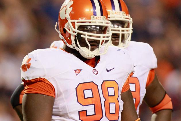 2012 Possible Atlanta Falcons Draft Pick Profile: DT Brandon Thompson