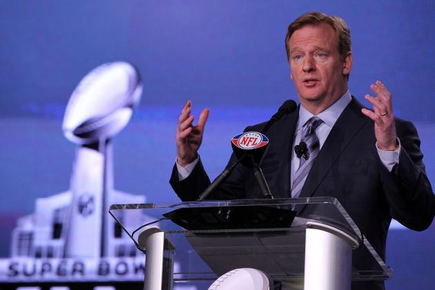 Roger Goodell: Is He the NFL's Biggest Villain or Its Knight in Shining Armor?