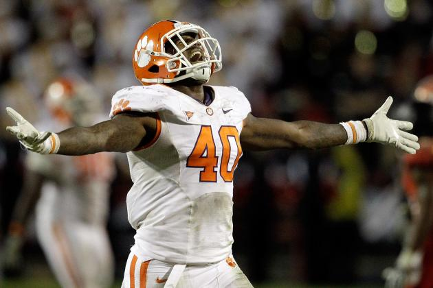 2012 Possible Atlanta Falcons Draft Pick Profile: DE Andre Branch