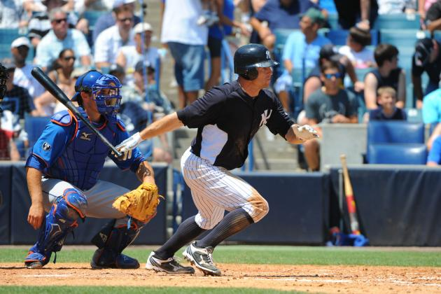 New York Yankees Place Brett Gardner on DL with Multiple Arm Issues