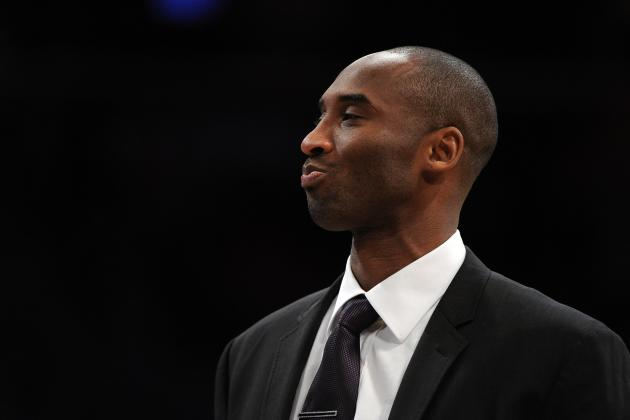 Los Angeles Lakers: Kobe Bryant Says He Will Be Back Next Game
