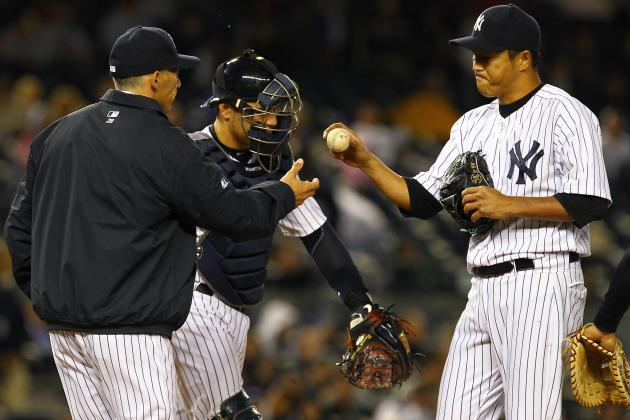 New York Yankees Bullpen Is the Only Constant in 2012