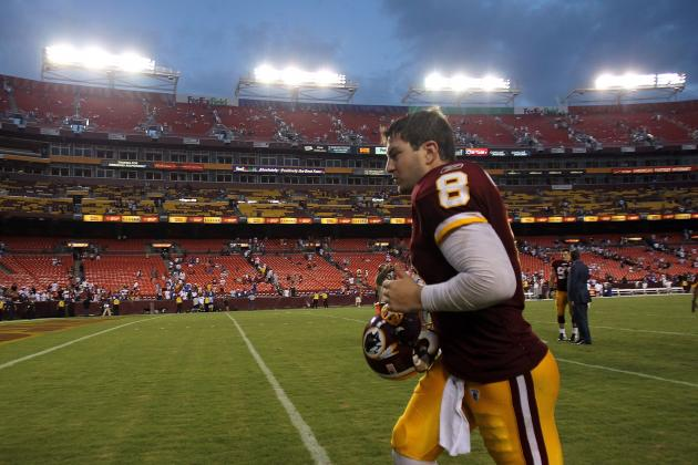 Washington Redskins: Preparing for Life After Rex Grossman