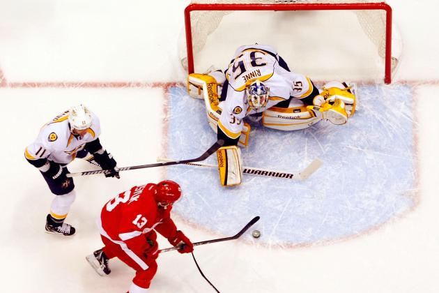 NHL Playoffs 2012: Detroit Red Wings Need Breaks, Not Perfection, for Game 5 Win