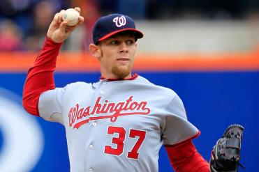 Will Stephen Strasburg's Innings Limit Cost Washington Nationals a Playoff Spot?
