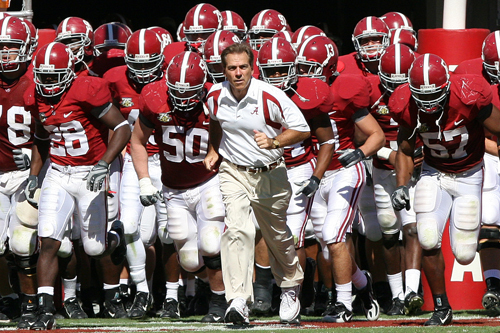 Alabama Crimson Tide Football: Michigan the Biggest Challenge on the Schedule?