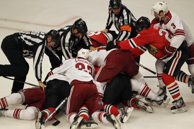 NHL Playoffs 2012: Why Raffi Torres Should Not Be Suspended Long-Term
