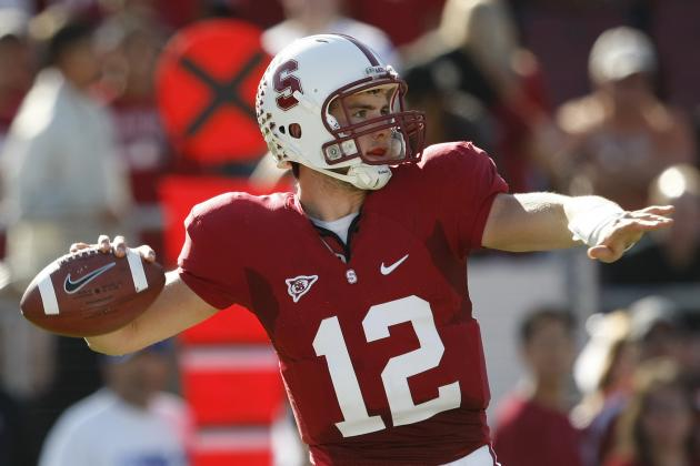 2012 NFL Mock Draft: One Week Until the Big Day