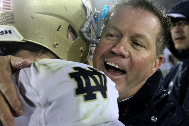 Notre Dame Spring Game 2012: Date, Start Time, TV Info and More