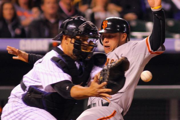 San Francisco Giants: Why Gregor Blanco Is the New Andres Torres