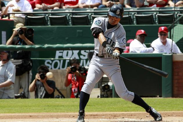 Where Is Ichiro's Best Location in the Seattle Mariners Lineup?