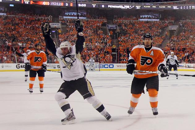 2012 Stanley Cup Playoffs: Penguins' Offense Erupts, Roster Changes to Stay?