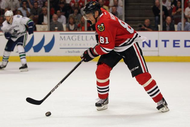 Marian Hossa Injury Update: Blackhawks Will Struggle Without Star in Game 4