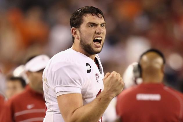 Indianapolis Colts Reportedly Inform Andrew Luck They Will Select Him No. 1