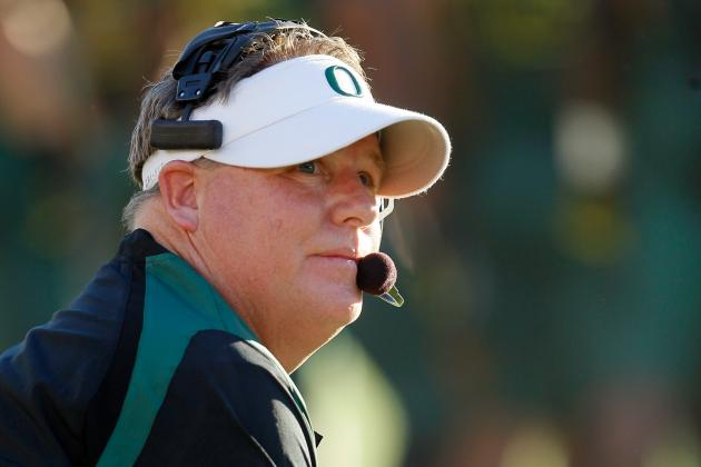 Oregon Football and Marijuana: Chip Kelly Faces Daunting Task Moving Forward