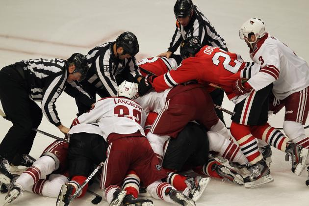 NHL Playoffs 2012: Was Brendan Shanahan Right Choice for VP of Player Safety?