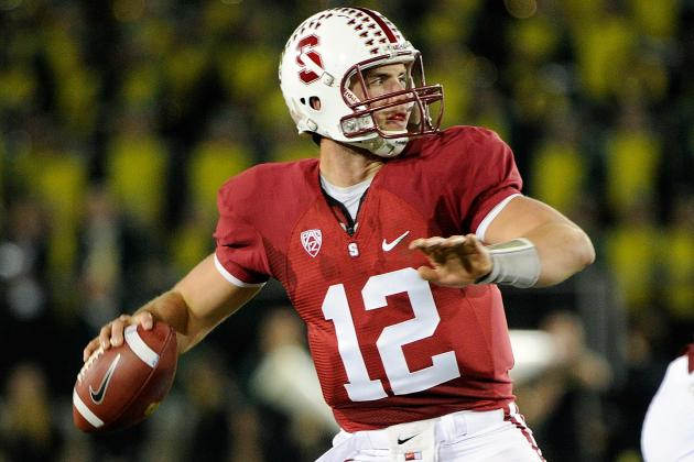 2012 NFL Mock Draft: Definitive Picks a Week Ahead of Draft
