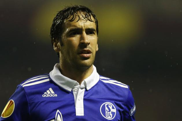 Raul Leaves Schalke: Could Real Madrid's Legendary Striker Be MLS Bound?