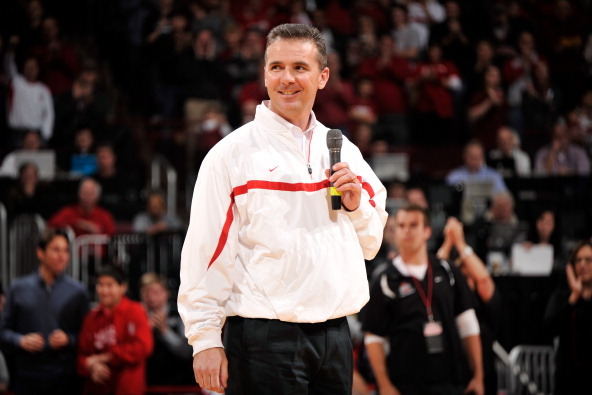 Ohio State Football: Urban Meyer Already Recruiting on National Level at OSU