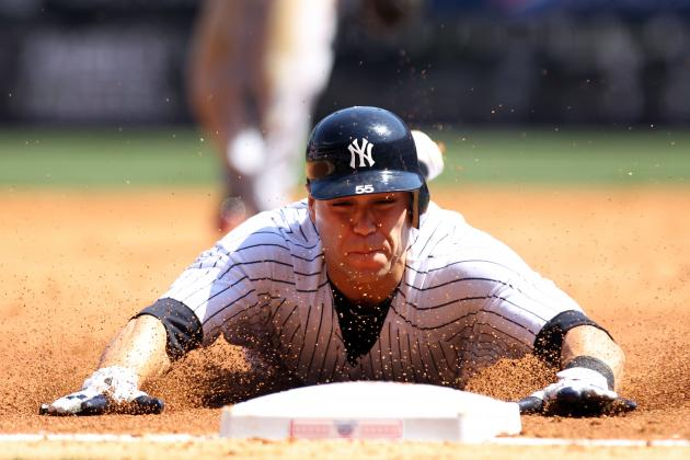 Russell Martin: Is the New York Yankee Playing Himself out of the Bronx?