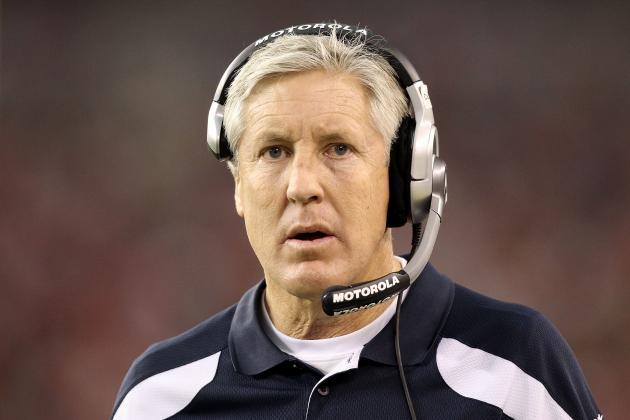 Pete Carroll: Contacting Seahawks Head Coach Proves Arkansas' Desperation