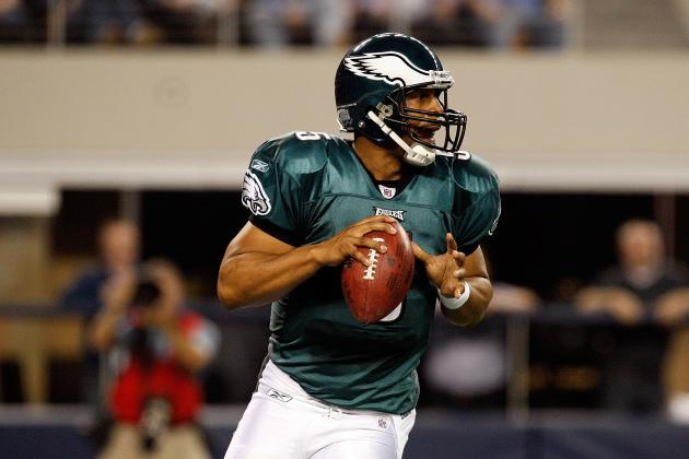 Donovan McNabb's Hall of Fame Claims Are Absurd