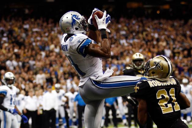 Detroit Lions Football: Please America, Save Calvin Johnson