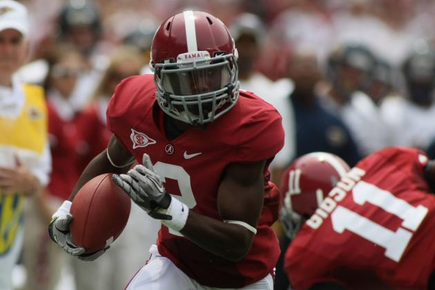 DeAndrew White: Alabama Wide Receiver Hospitalized After Altercation